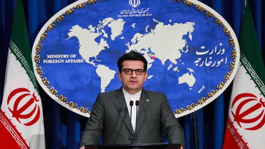 Téhéran condamne les propos hypocrites de Pompeo sur l'Iran