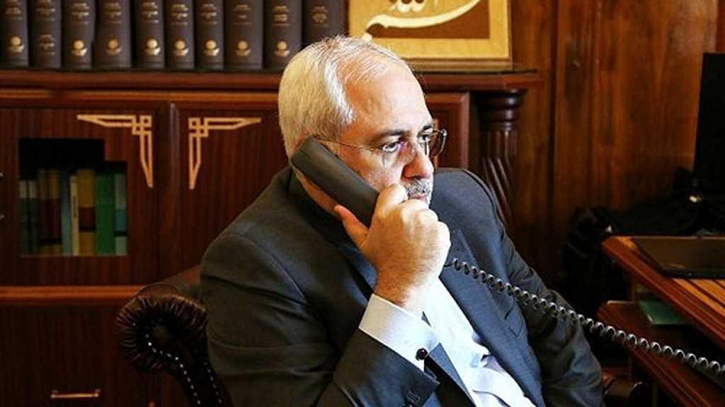 Zarif félicite le chef du Jihad islamique qui a imposé ses conditions en vue d'un cessez-le-feu