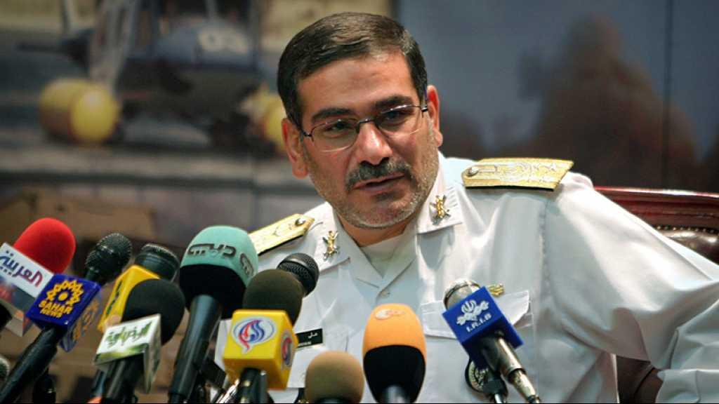 Le Hezbollah est une source de sécurité au Liban et dans la région, affirme Chamkhani