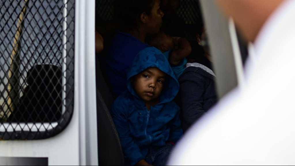 Plus de 100.000 enfants en détention aux USA en lien avec l'immigration, selon l'ONU