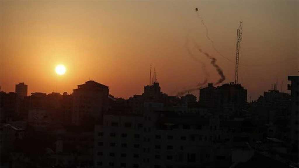 «Israël» dit avoir intercepté quatre roquettes lancées depuis la Syrie