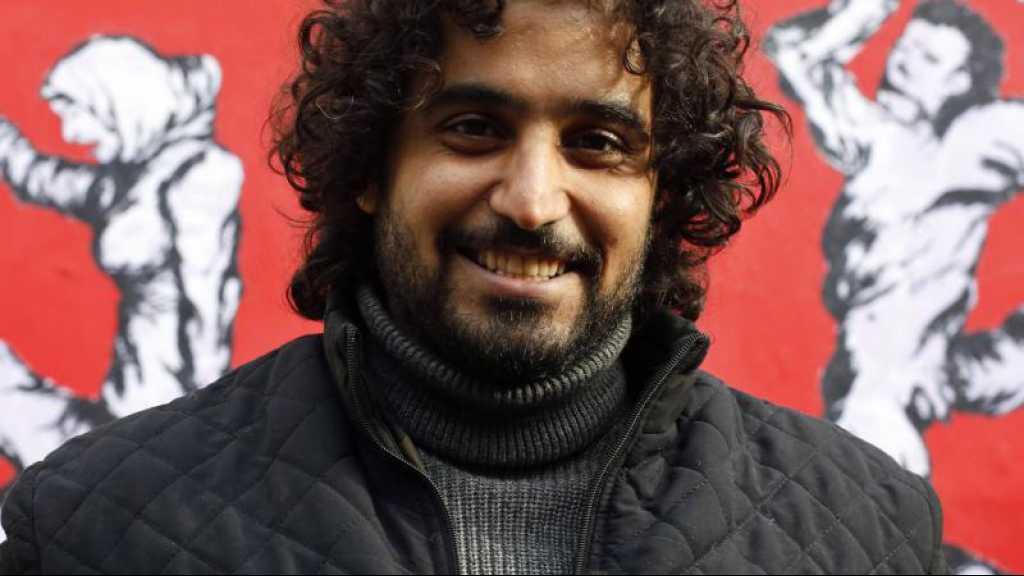 A Paris, le «Banksy du Yémen» interpelle la France sur les armes