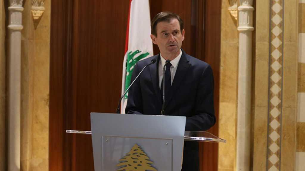 La Maison Blanche a gelé une aide militaire américaine au Liban