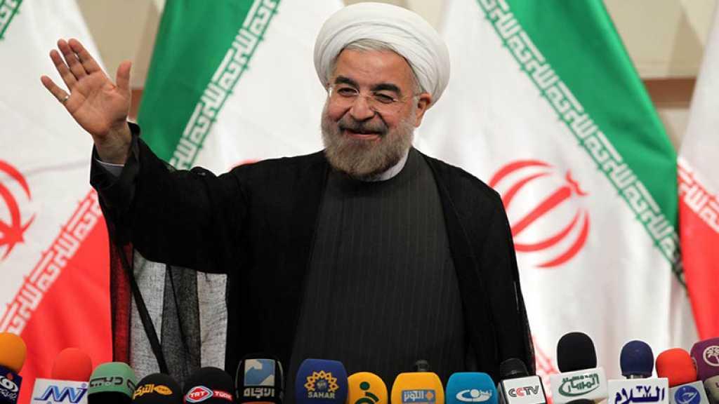 Rohani: L'ennemi a comploté contre la sécurité. Le peuple iranien sort victorieux