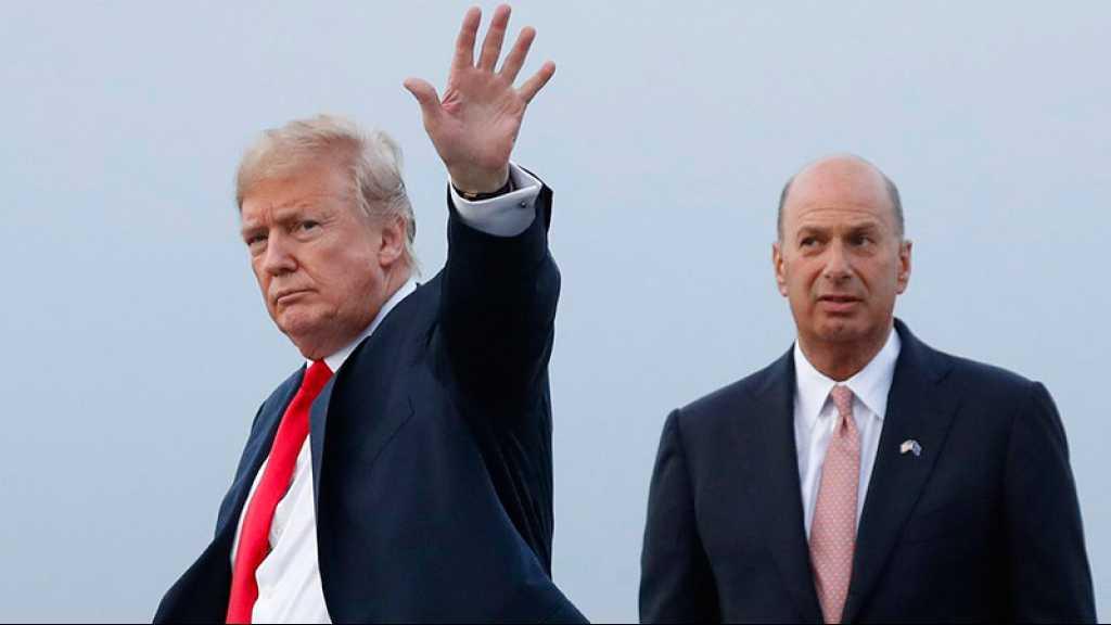 Destitution: «La chasse aux sorcières doit cesser maintenant», dit Trump