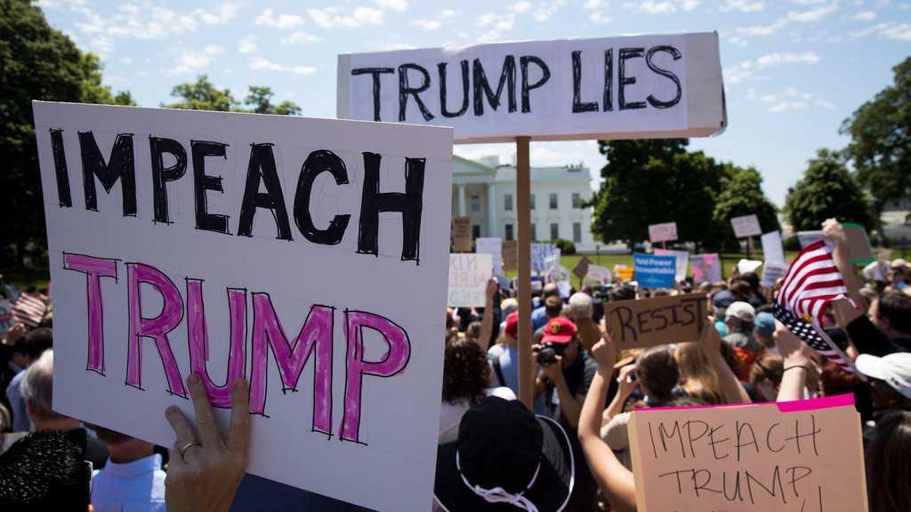 Destitution: la Maison Blanche dénonce la «haine maladive» des démocrates pour Trump
