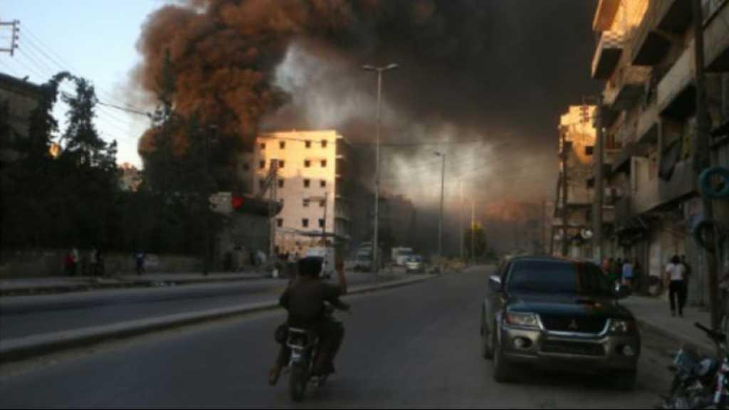 Syrie: sept civils tués dans des tirs de roquettes terroristes à Alep