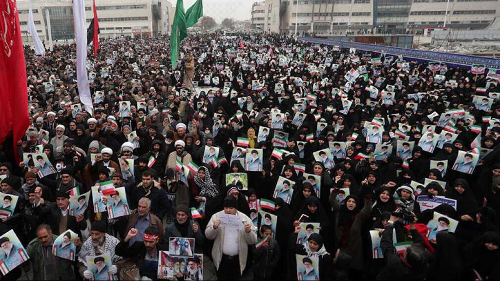 Emeutes en Iran: les pays qui y sont intervenus n'auront pas la vie facile