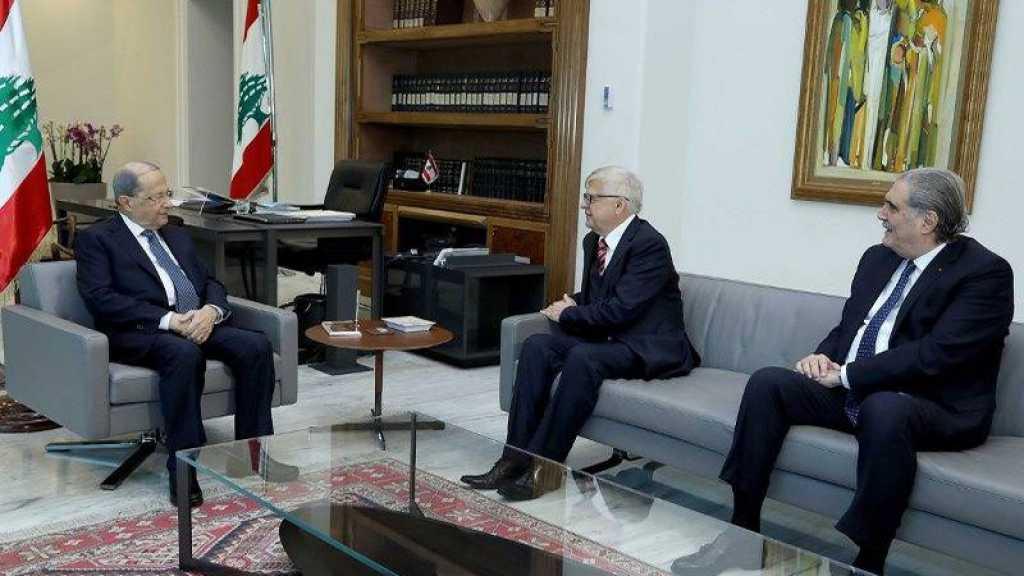 «Moscou se tiendra toujours aux côtés du Liban», déclare l'ambassadeur de Russie depuis Baabda