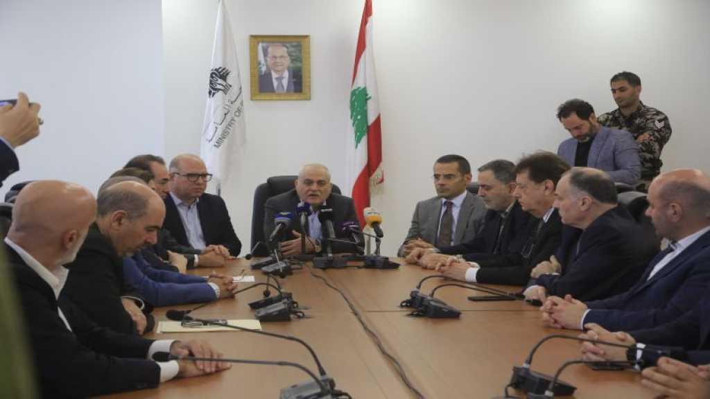 Matériel médical: le ministre libanais sortant de la Santé tire la sonnette d'alarme