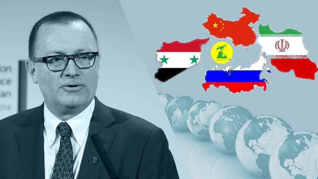 L'Iran, la Russie, la Chine, la Syrie et le Hezbollah sont les ennemis des Etats-Unis au Liban