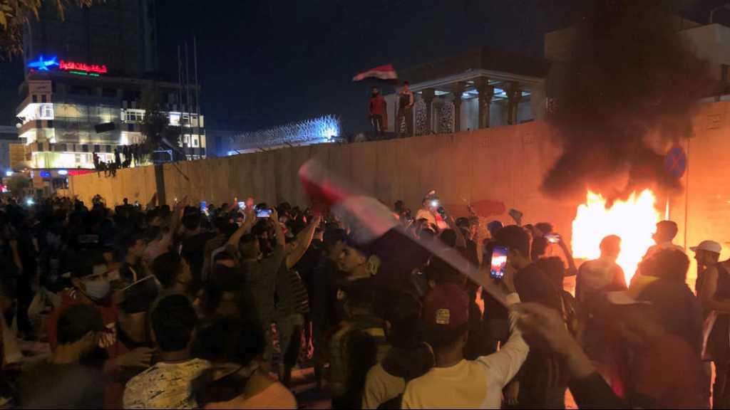 Incendie du consulat iranien à Najaf: les agresseurs ne représentent pas les manifestants irakiens, dit Bagdad