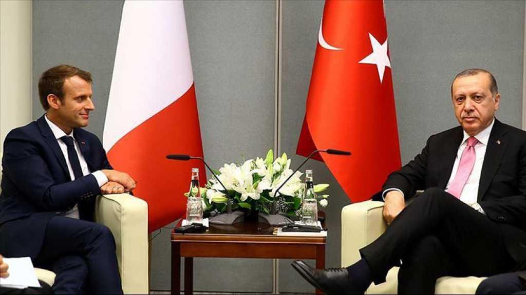 La Turquie accuse Macron de «parrainer le terrorisme» en Syrie