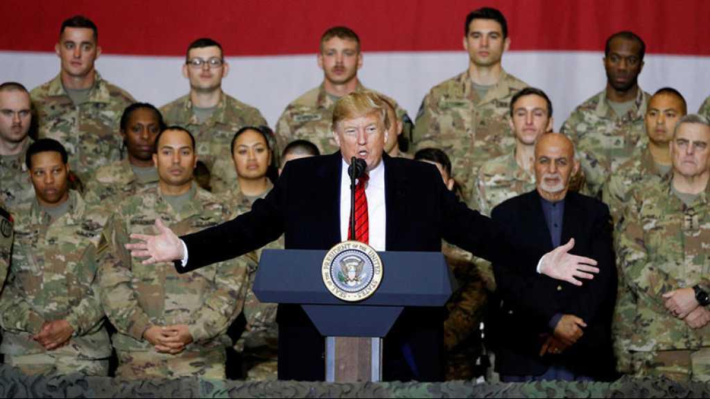 En voyage surprise en Afghanistan, Trump annonce la reprise des négociations avec les talibans