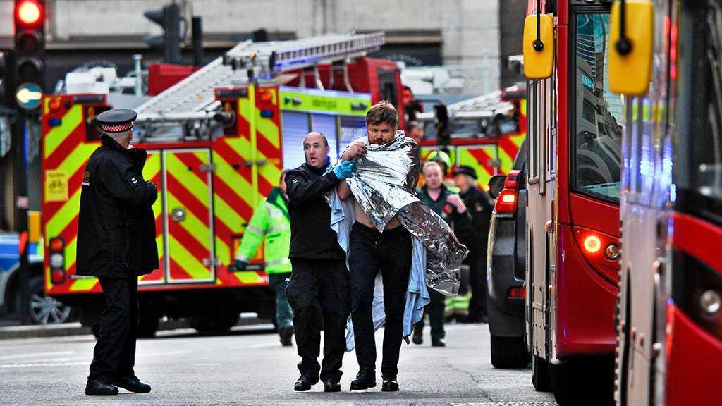 Attaque au couteau au London Bridge: deux morts, le suspect a été tué par la police