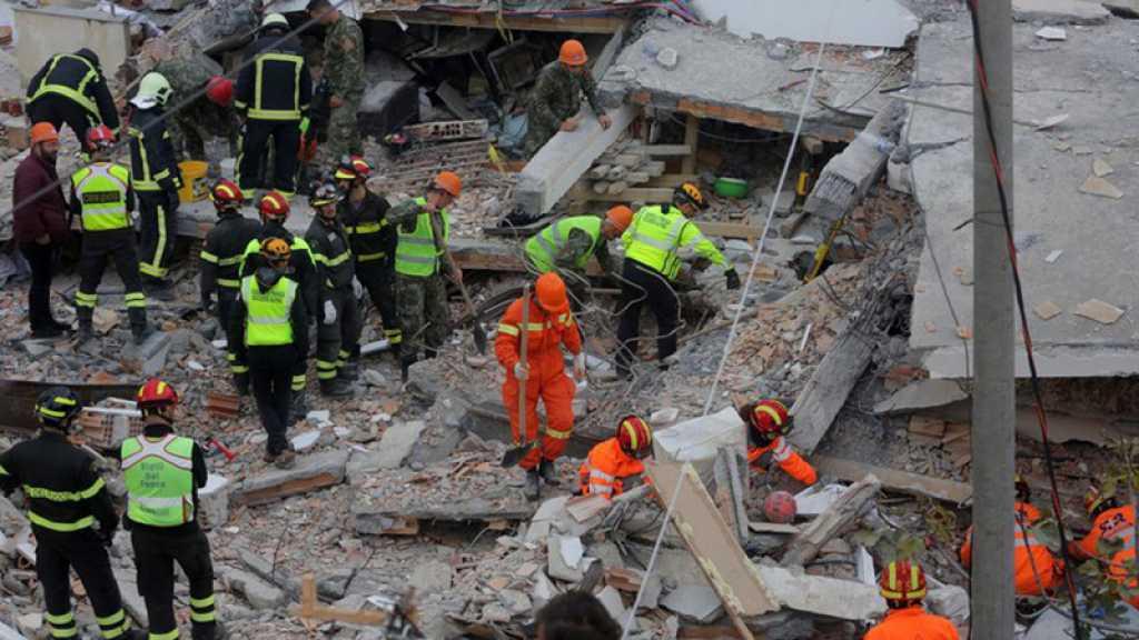 Séisme en Albanie: au moins 49 morts, des milliers de déplacés