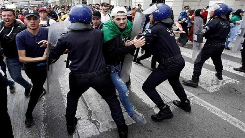 Algérie: nombreuses arrestations à Alger avant la manifestation hebdomadaire