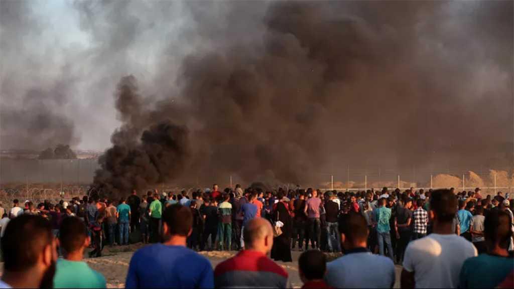 Gaza: affrontements à la frontière, un martyr palestinien
