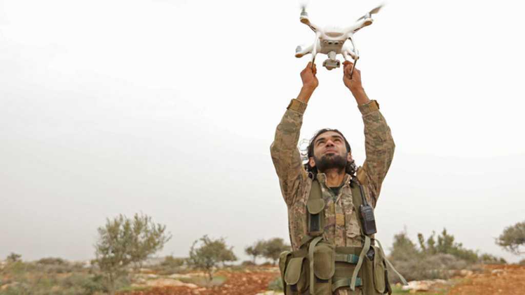 L'armée syrienne repousse une attaque de drones près de l'aéroport de Hama