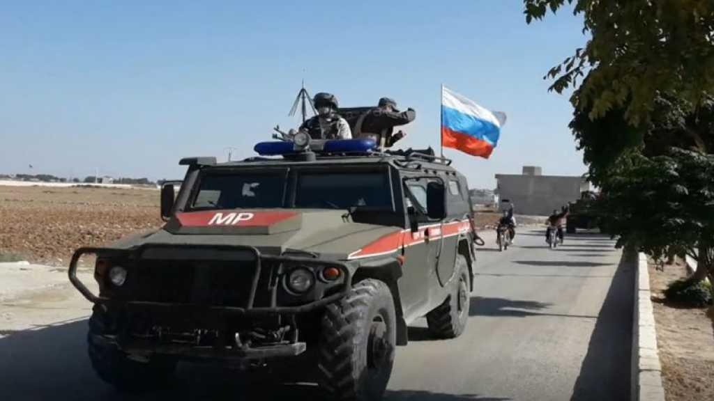 Une bombe explose près d'un véhicule blindé de la police militaire russe en Syrie, plusieurs blessés