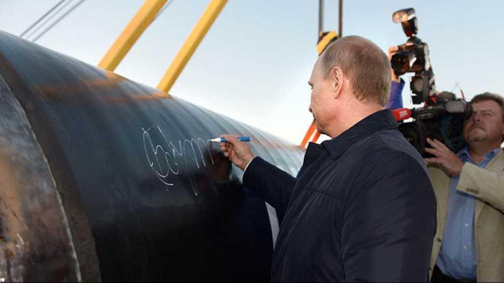 Du gaz pour la Chine: la Russie inaugure l'un des trois gazoducs majeurs