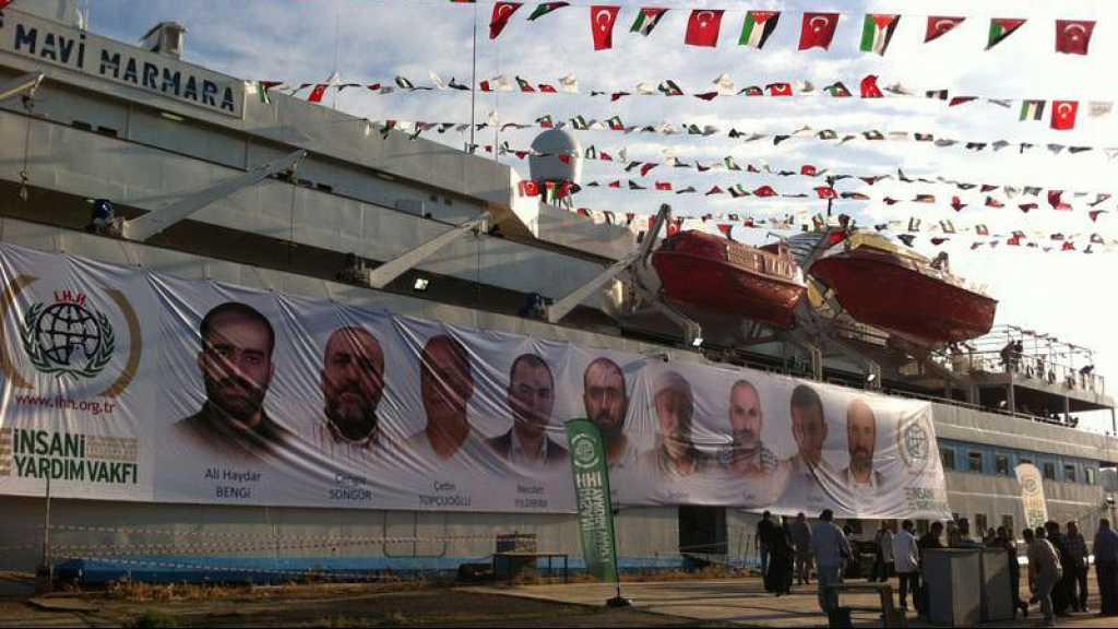 Flottille vers Gaza: la procureure de la CPI réitère son refus de poursuivre «Israël»