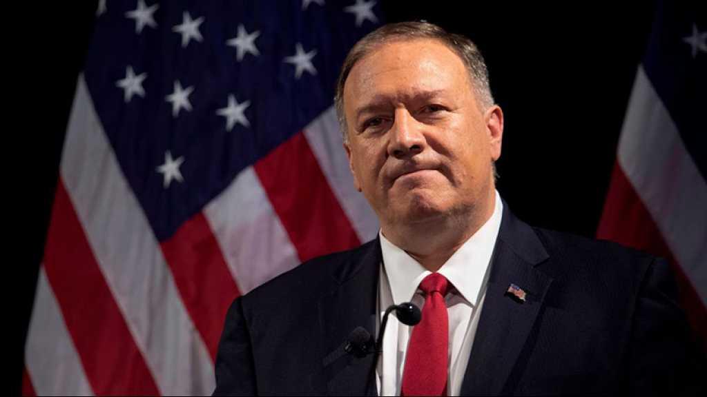 Venezuela: Washington préfère les sanctions à l'option militaire, selon Pompeo
