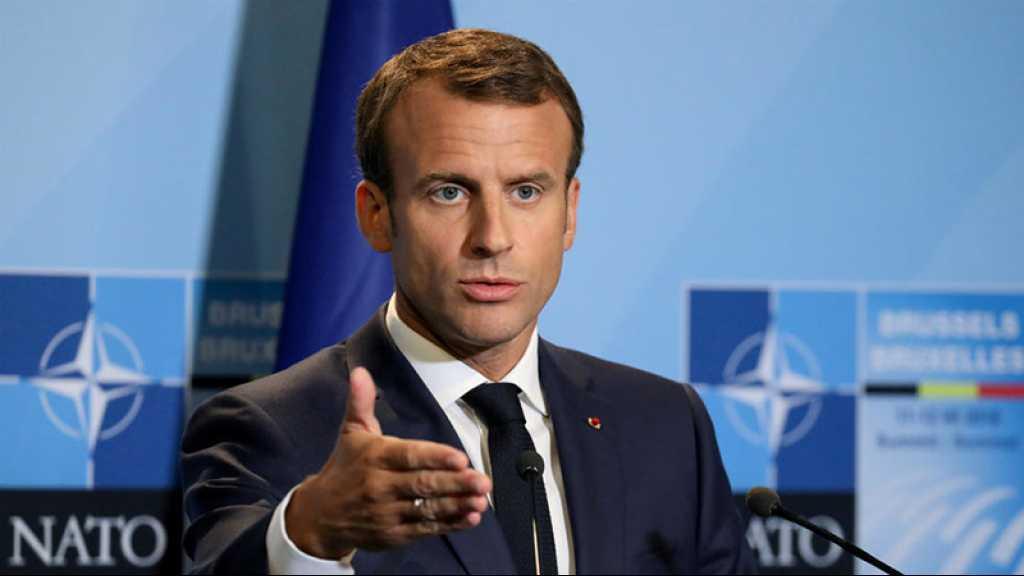 Macron accuse la Turquie de travailler «parfois avec des intermédiaires de Daech»