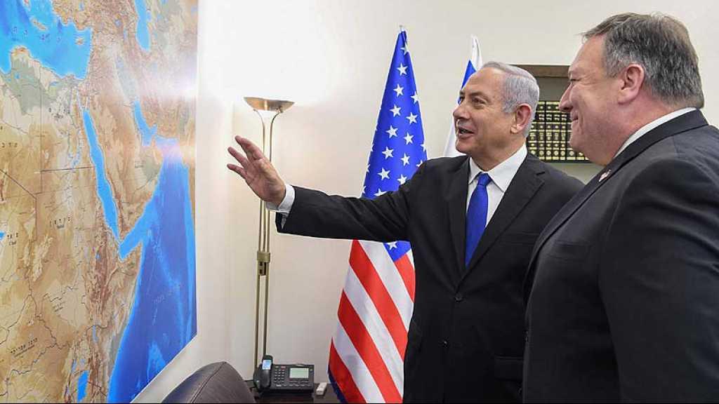 Les USA appellent les pays arabes à signer un pacte de non-agression avec «Israël»