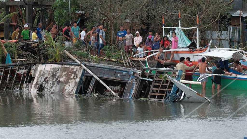 Philippines: 13 morts lors du passage du typhon Kammuri, selon un nouveau bilan