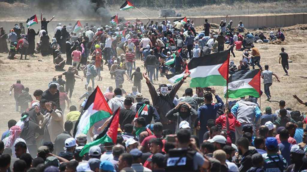 Gaza: les Palestiniens vont reprendre «la Marche du retour» à la frontière avec «Israël»