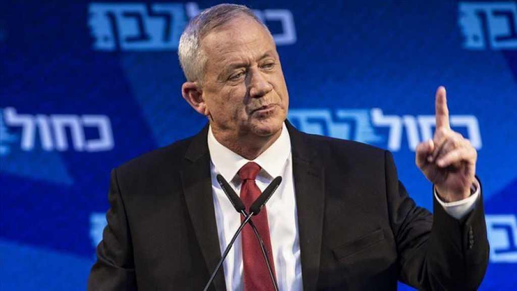 «Si Netanyahou nous mène vers des élections, nous les gagnerons en mars 2020» (Gantz)