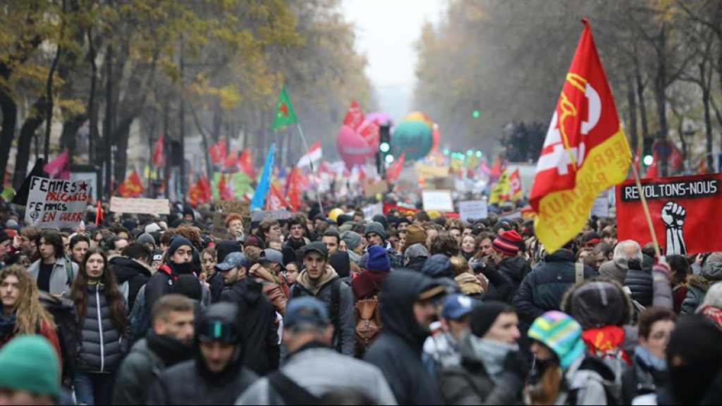 France: malgré la grève contre la réforme des retraites, le gouvernement reste «ferme»