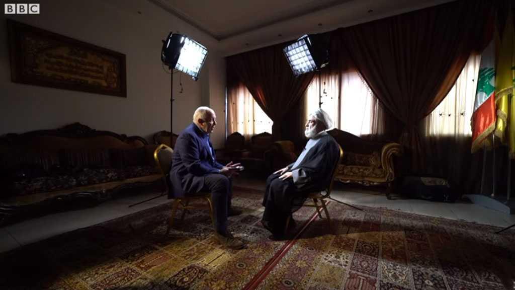 Cheikh Qassem: Les USA œuvrent pour nuire au Liban, le chaos sert certainement leurs intérêts
