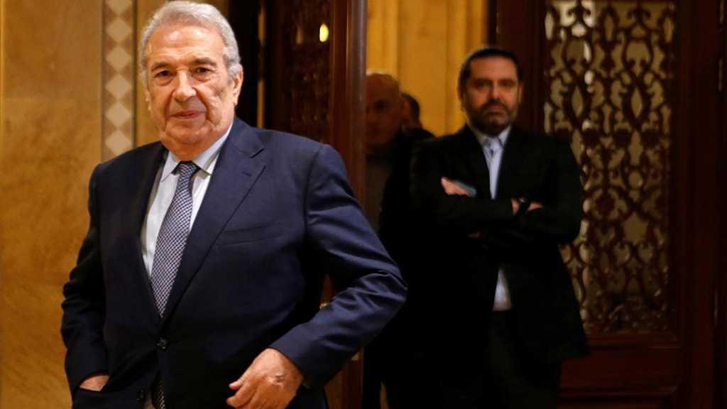 Hariri: Moi ou personne d'autre