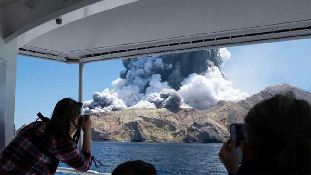 Nouvelle-Zélande/Eruption volcanique: au moins 5 morts, des disparus