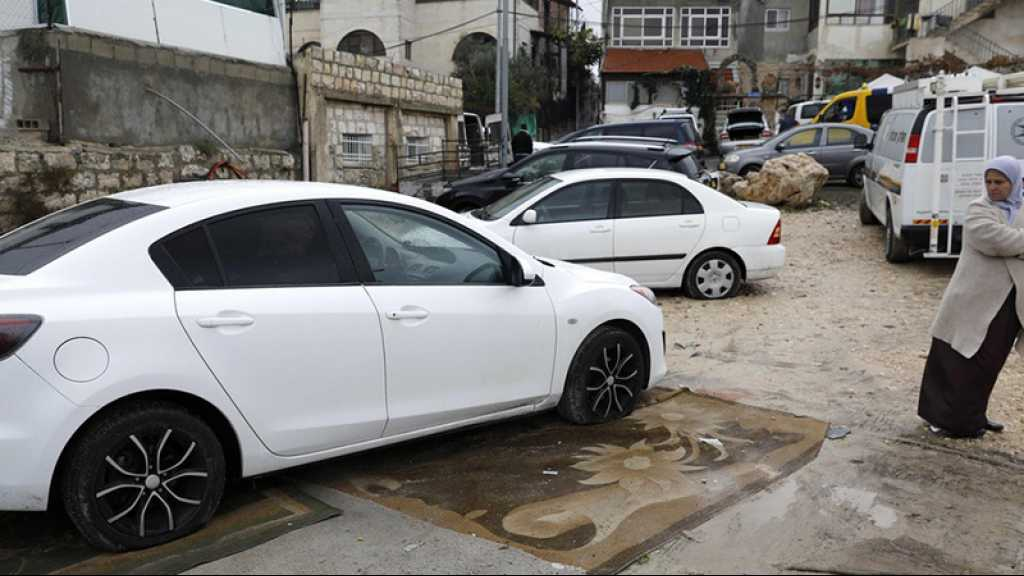 Plus de 160 voitures de Palestiniens vandalisées à al-Qods occupée