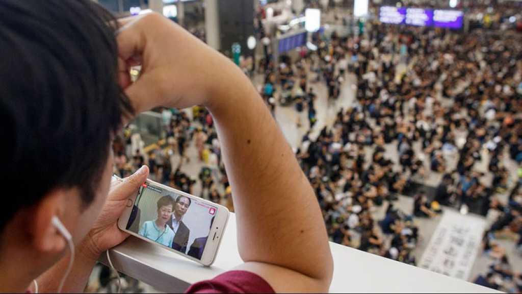 Hong Kong: la cheffe de l'exécutif exclut toute concession aux manifestants