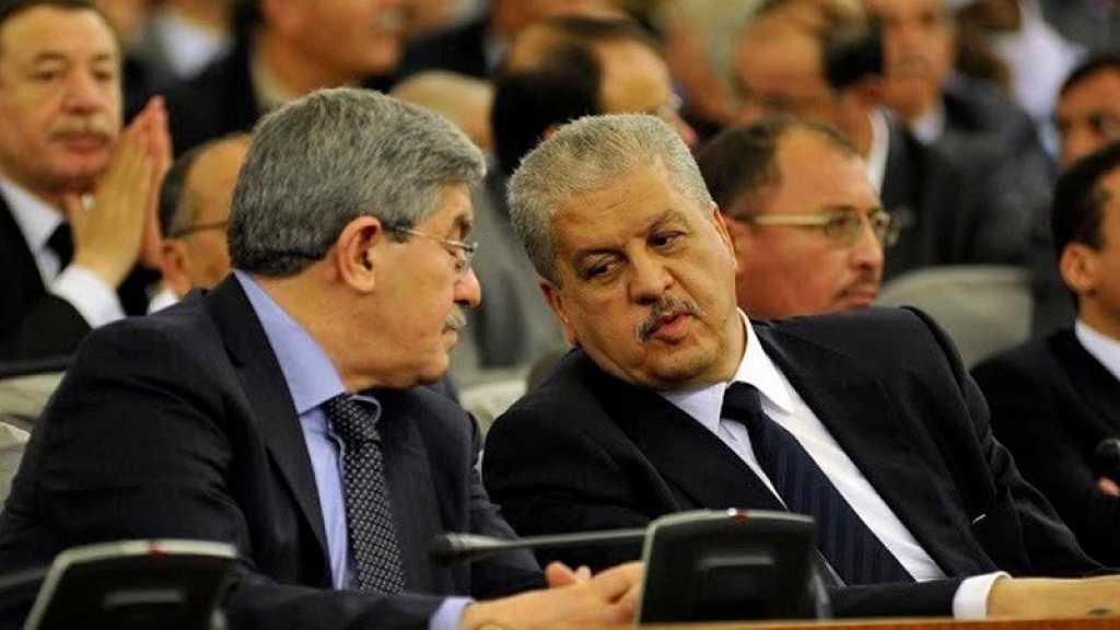 Algérie: 12 et 15 ans de prison pour deux ex-Premiers ministres d'Abdelaziz Bouteflika