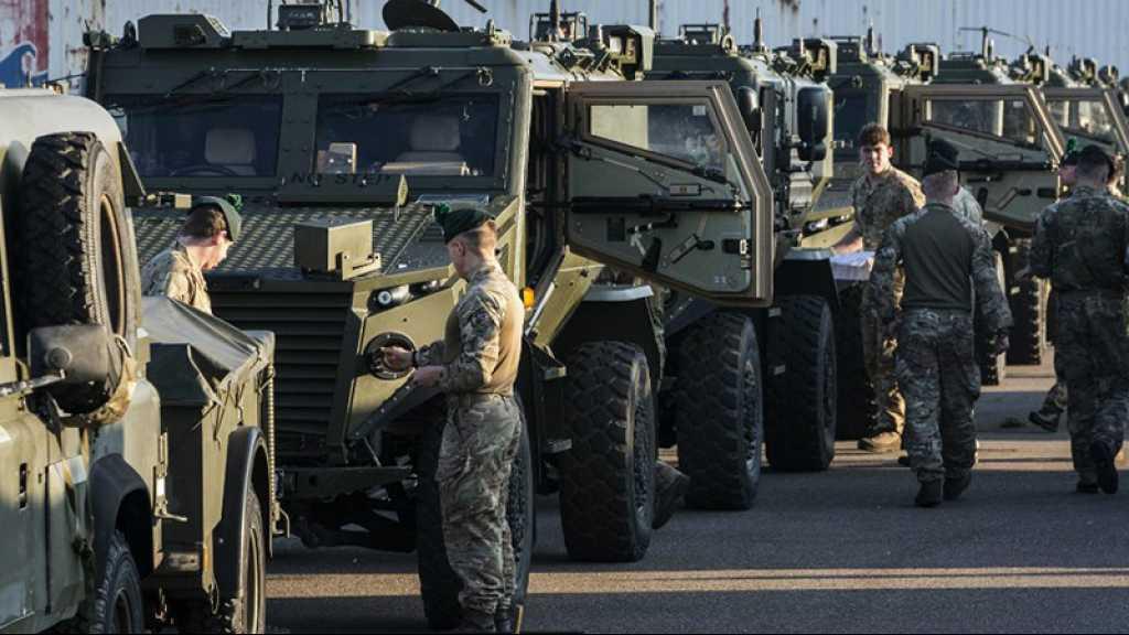 L'armée US prépare son plus gros exercice militaire en Europe depuis 25 ans