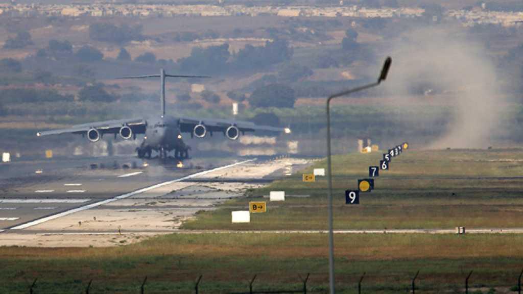 La Turquie évoque une fermeture de la base d'Incirlik en réponse aux sanctions US contre les S-400