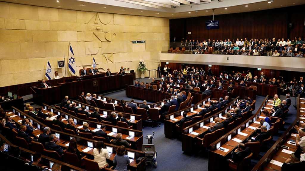 En crise, «Israël» retournera aux urnes pour la 3ème fois en un an