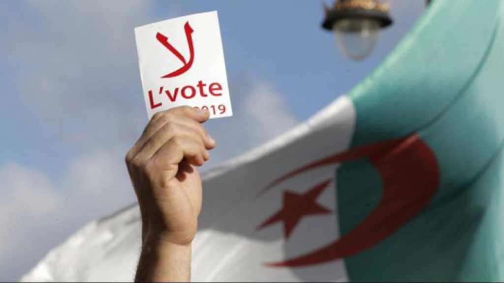 Algérie: début d'un scrutin contesté pour élire un successeur à Bouteflika