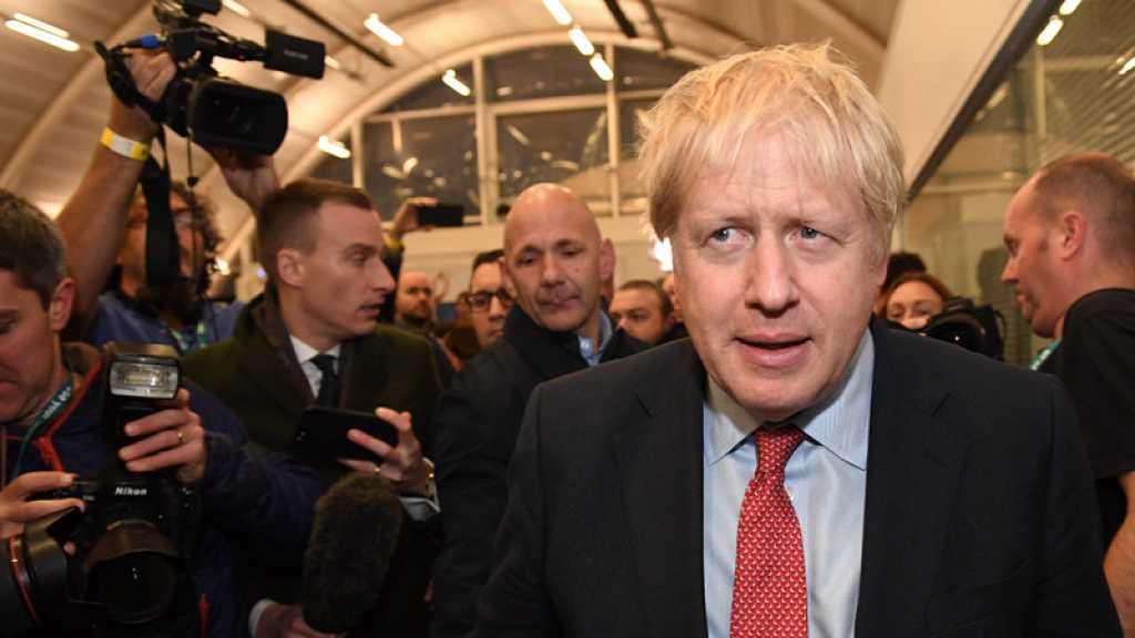 Boris Johnson remporte la majorité absolue au Parlement britannique, ouvrant la voie au Brexit