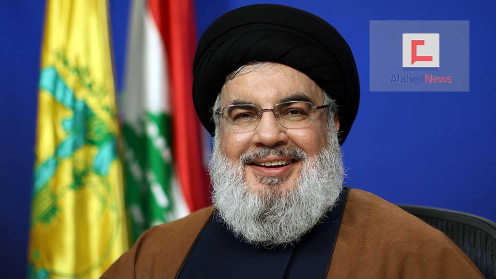 Sayed Nasrallah: 'N'ayez point confiance en les Américains. Nous souhaitons la fin de la crise prochainement'