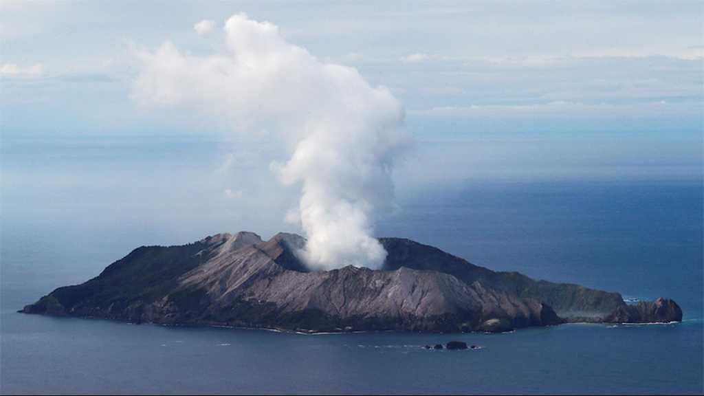 Eruption en Nouvelle-Zélande: le bilan monte à 18 morts
