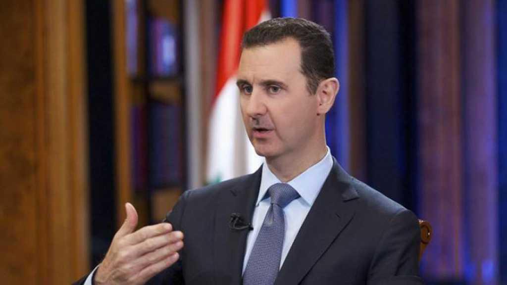 Assad: les Etats-Unis volent le pétrole syrien et le vendent à la Turquie