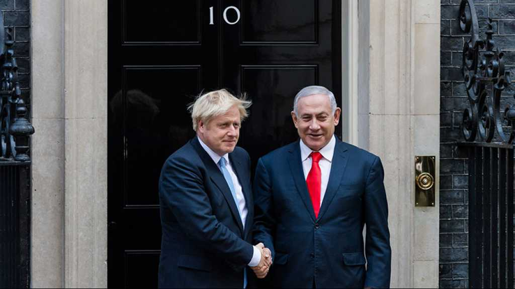 «Boris Johnson va faire adopter une loi anti-BDS», dit un responsable britannique