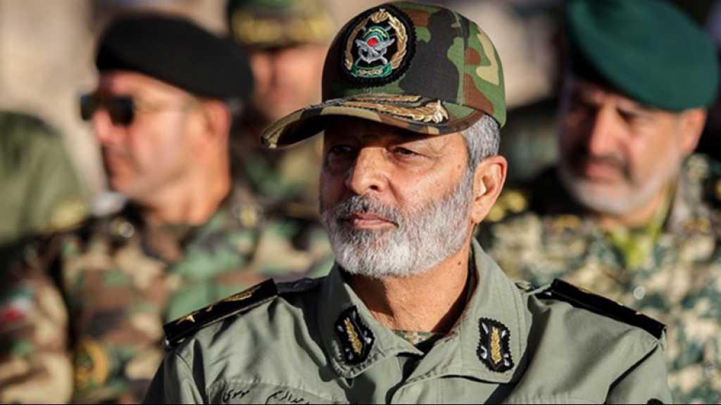 «Mettez à l'épreuve nos armes, vous verrez le résultat», dit le chef de l'armée iranienne