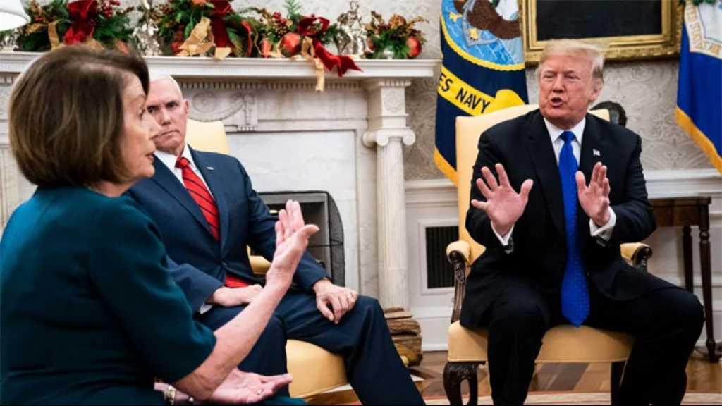 Destitution: Trump accuse la chef des Démocrates de «miner la démocratie américaine»